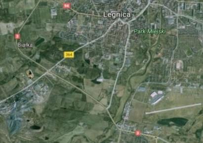 działka na sprzedaż - Legnica